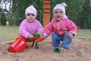 Тётя и племянница