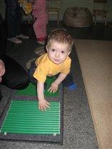 Сережа (1 годик) в школе раннего развития