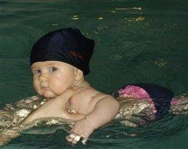 Плавание - дело серьёзное!