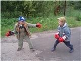 Бокс - дело настоящих мужчин