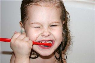 И зубы почищу и про ушки не забуду