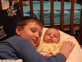 мои любимые сыночки