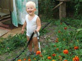 Я садовником родился...