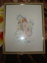 Девушка с лошадью (Lanarte)