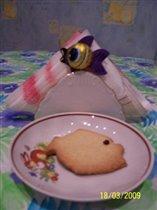 Волшебные печенюшки ( по рецепту kuzkina_mama)