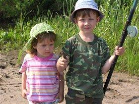 играем в 'Рыбаки и рыбки'
