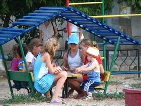 дети играют г.волгоград