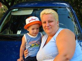 мама и святославчик   г.волгоград