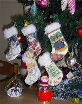 Рождественские носочки :-)