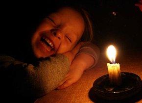 ОН не пришел на ужин при свечах