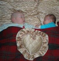 Сладких снов вам малыши!