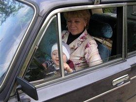 А у меня мобильная бабушка!