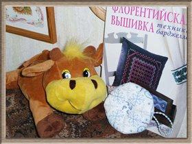 Неожиданный и очень приятный подарочек от Оли (Фрося)