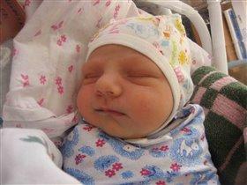 Сон новорожденной