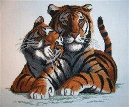 Тигры закончены