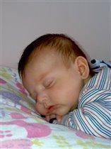 Вот так вот я сплю!!!