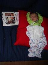 Хорошо поспать после хорошей книги)))