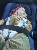 Спим в дороге.
