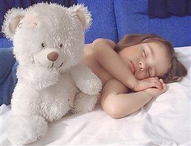 Тише-тише, не шумите, мою малышку не будите!