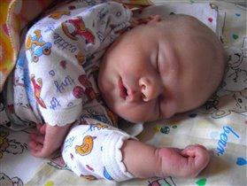 Спи мой крошка сладко, сладко!!!