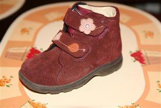 Ricosta ботиночки 22 р-р