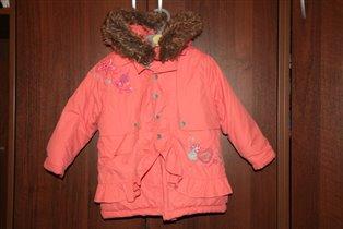 Pampolina Куртка 92 см