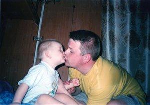 Я папочку своего очень люблю!!