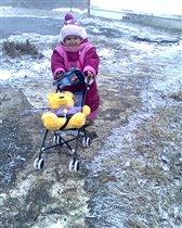 Похоже, я счастливая бабушка желтого медведя))))))))))