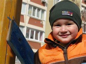Весенняя прогулка))