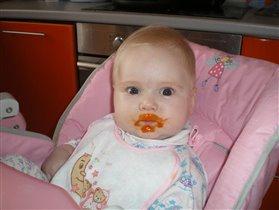 а морковка то - вкусная штука!