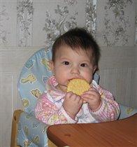 моя печенька - никому не дам!