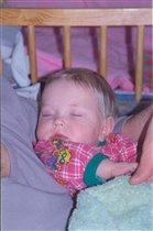 Сон на папе самый сладкий
