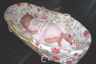 сладкий сон, первые дни после рождения...