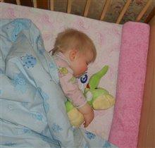 Спим с любимой игрушкой