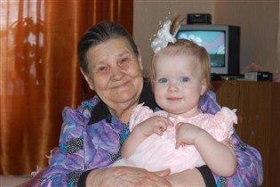 Самая лучшая бабушка-прабабушка