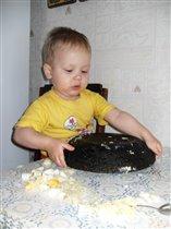 Зря ты мама отвернулась )))))))