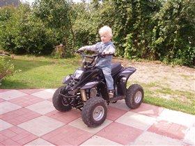 мой маленький гонщик