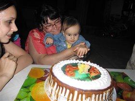 Что за тортик, загляденье!