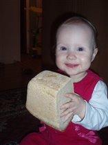 Хлеб не только всему голова, но и очень вкусная Е-ДА!