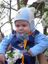 Это моя первая весна!!!