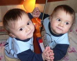 свет мой зеркальце скажи-как получились близнецы?