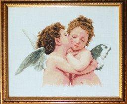 Ангелочки от Vervaco