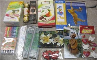 подарочки от Томсика (все не влезло)