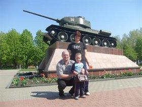Курской Дуге посвящается