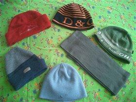 шапки весна-зима