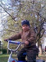 весенне-велосипедные прогулки