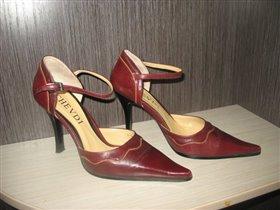 Итальянские туфли размер 37