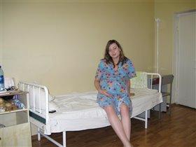 за 3 часа до родов