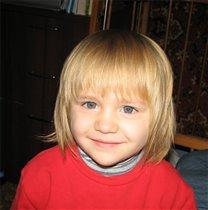 Маленькая блондинка