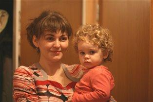 Ну не похожа я на маму!